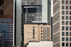Frankfurt - Architektur - Hochhäuser