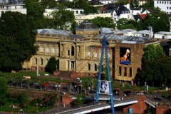 Frankfurt - Museumsufer - Staedel Museum
