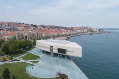 Cnetro Botín by Renzo Piano in Santander - SPAIN