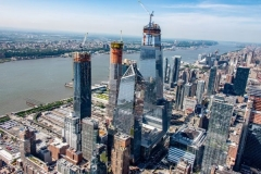 Hudson Yards Aerial View - May 2018 - courtesy of Related-Oxford