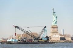 Ob Deck Journey - Barge - courtesy of Timothy Schenck