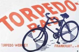 Torpedo-Fahrrad