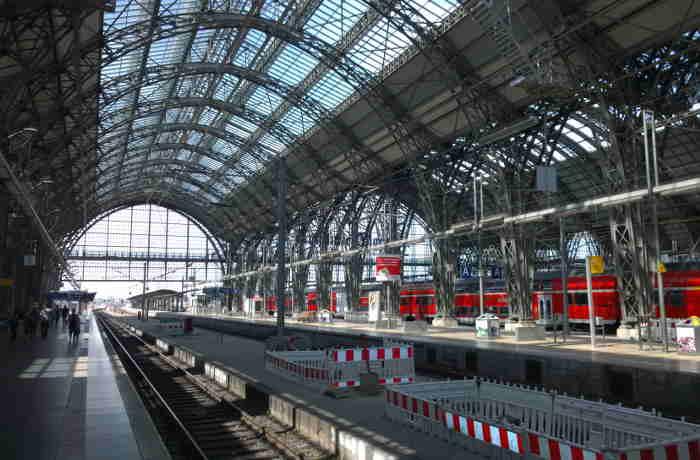 Literaturbahnhof zur Frankfurter Buchmesse 2016