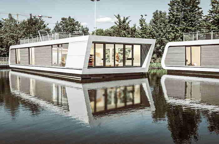 Jürgen Theiner: Über Floating Homes