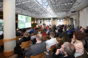 Zukunft Stadt@GRÜNBAU BERLIN Forum für Stadtentwicklung lädt ins Marshallhaus ein @ Hallen 20 - 26,  Messegelände, Berlin,